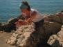 Na vlně jógové ásany u moře - Rab 2012